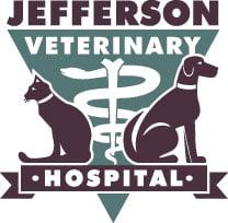 Jefferson Veterinary Hospital logo